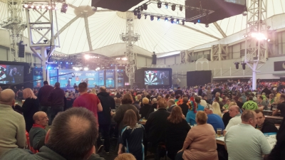Players Championship Finals to Butlins in Minehead