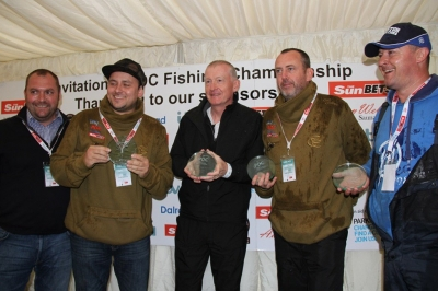 FIFTH PDC FISHING CHAMPIONSHIP