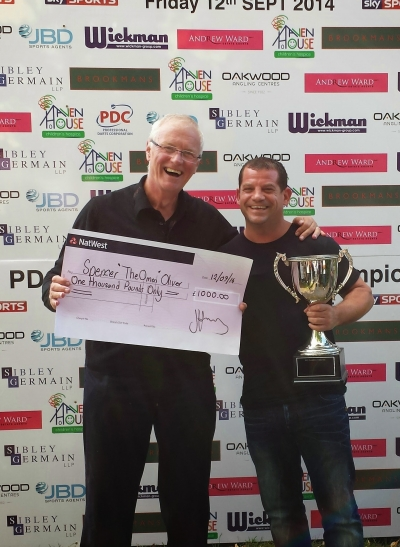 The second PDC Invitational Fishing Championship