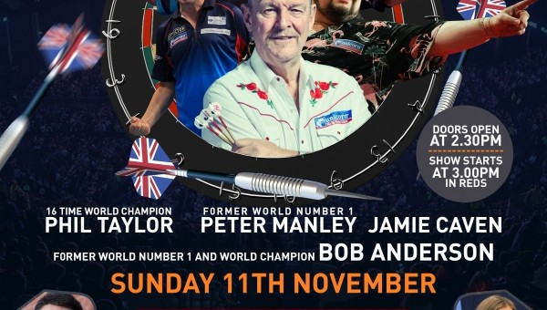 I Am Legend Tour - Phil Taylor