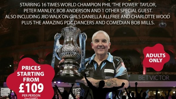 I Am Legend Tour-Phil Taylor
