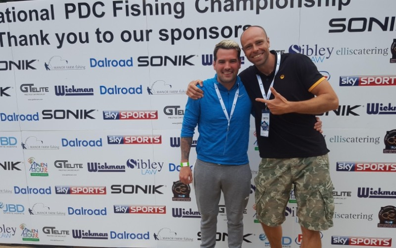 PDC Fishing Champs